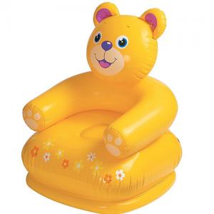 Intex - Happy Animal Chair Assortment- Styles Teddy Bear