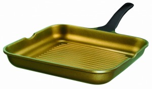 WX 15267 IMPERA Square Griddle 28x28cm, Spicy Olive