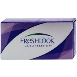 FRESH LOOK COLORBLENDS PLANO LENS (MONTHLY)