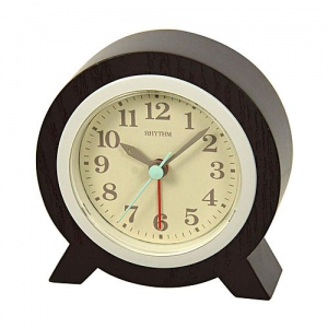 Rhythm Wooden Table Clocks