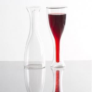 Istikana- Transparent Glasses Set Of 6 - 170ml