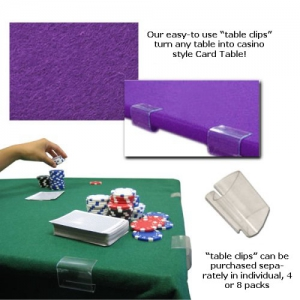 Royal Table for Card Games