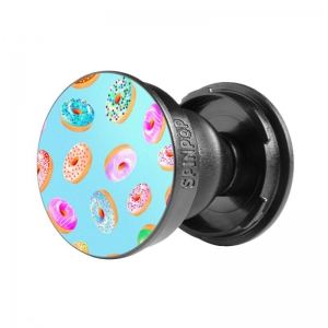 SpinPop Universal Cell Phone Holder - Donuts