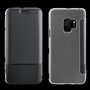 Muvit Folio Case Black for Samsung Galaxy S9