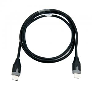 Muvit Cable Type-C to C 3Amp - 1m - Black