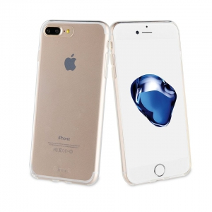 Muvit Transparent Crystal Soft Case for Apple iPhone 7 Plus/8 Plus