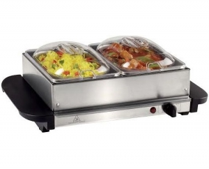 Magnum - Buffet Food Warmer - 2 Tray - MG-368W