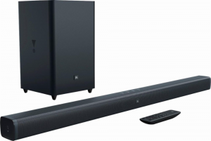 JBL Bar 2.1 Channel Soundbar Wireless Speaker