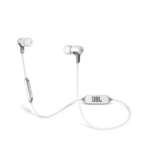 JBL In-Ear Wireless Headphone E25BT-White