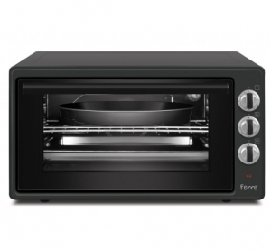 Ferre Electric Oven 42 L - Black
