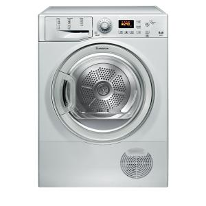 Ariston Condenser Dryer 9 KG - White