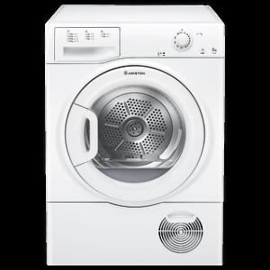 Ariston Condenser Dryer 8 KG - White