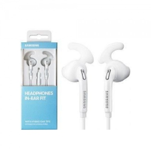 Samsung Stereo Headphones In-Ear Fit - White