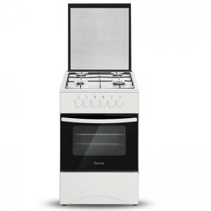 Ferre Gas Cooker 4 Burner 50*50 - White