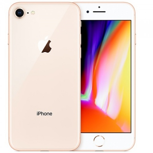 Apple IPhone 8 - 64GB, 4G LTE - Gold
