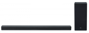 LG - 2.1 Ch High Res Audio Sound Bar - SK6