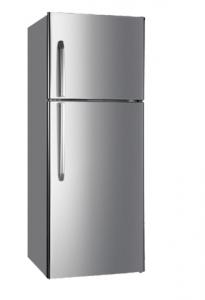 Hisense Refrigerator Top Mount 650litr - Silver - RT650NAIS