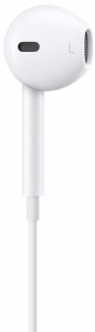 Apple EarPods with	3.5 mm Headphone Plug - AP2MNHF2