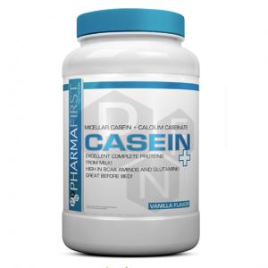 Pharmafirst Casein+ - 1820 grams - Vanilla Flavour
