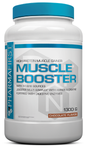 Pharmafirst Muscle Booster - Chocolate Flavour - 3000gm