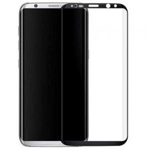 Turtle Brand 3D Screen Guard for Samsung S9 Plus - Black.