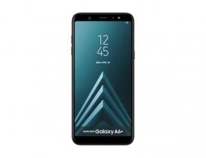 Samsung Galaxy A6+ - 2018 - Black