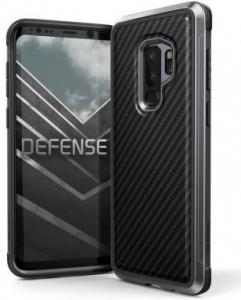 X-Doria Defense Lux Carbon Fiber Samsung Galaxy S9+ Case