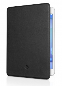 Twelve South Surface Pad Luxury Leather Cover for iPad Mini - Black