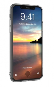 Devia Anti-shock Soft Case for iPhone X - Clear