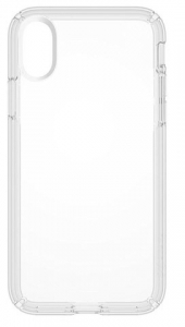 Devia Nobility Case for iPhone X - Clear