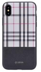 Devia Lattice Case for iPhone X