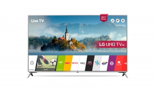 "LG Ultra HD 4K TV - 43\"" Inch"