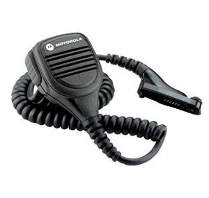 Motorola Original PMMN4025 PMMN4025A Impres Remote Speaker Microphone - 3.5mm Audio Jack