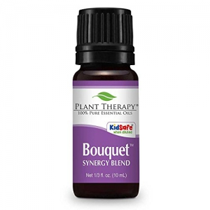 Plant Therapy Essential Oil - Bouquet Blend Synergy - 10 mL - 1/3 oz - Therapeutic Grade