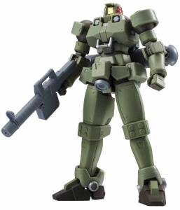 "Bandai - Tamashii Nations Robot Spirits Leo Space - ""Gundam Wing"" Action Figure"