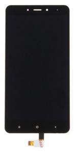 Full LCD Display Touch Screen Digitizer for Xiaomi Hongmi Redmi Note 4 - Black