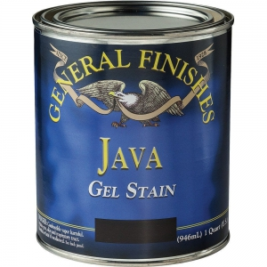 General Finishes - JQ Gel Stain - Java -1Quart