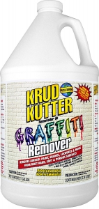 Krud Kutter - Clear Graffiti Remover with Sweet Odor - GR01 - 1 Gallon