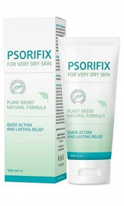 PsoriFix Anti Psoriasis Treatment Cream - Plant-Based Formula