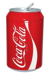 Coco-Cola - Koolatron Thermoelectric Coca-Cola Can Refrigerator- CC12