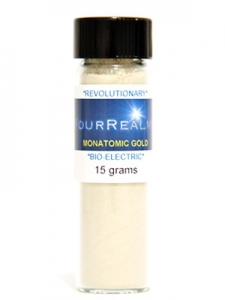 Four Realms - Monatomic Gold 15 Grams - Ormus - Orme