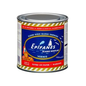 Epifanes - Clear Varnish - 1000ml