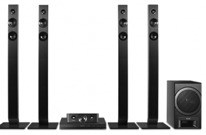 Panasonic DVD Home Theater System -  SC-XH385GS-K