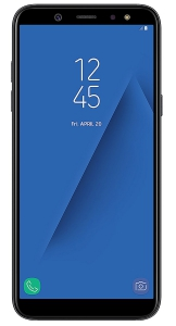 Samsung Galaxy A6 2018 - 32GB - Black
