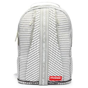 Sprayground - Japan Stripe - Knit DLX - White