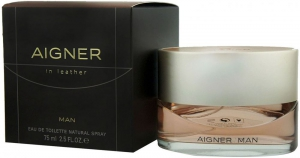 Aigner In Leather EDT for Him - 75ml
