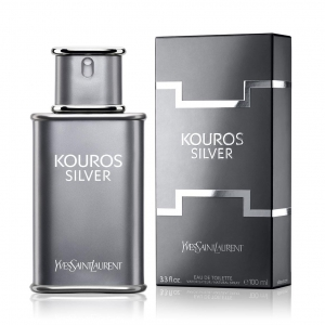 Yves Saint Laurent Kouros Silver EDT for Him - 100ml