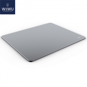 WiWU - Aluminium Alloy Mouse Pad Anodic Oxidation | Aviation Alumni