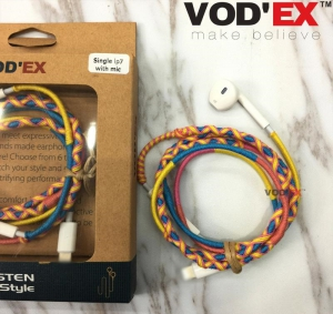 Vod'ex  Handmade Handsfree Compatible With iPhone Series