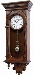 Rhythm Comfort Swing Pendulum Wall Watch - CMJ464FR06